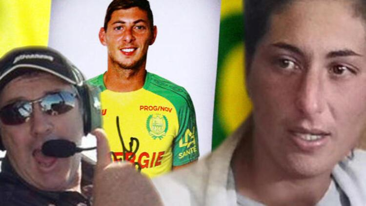 Futbolcu Sala'yı taşıyan uçağın enkaz parçalarına ulaşıldı