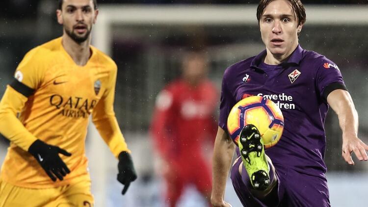 Fiorentina'dan Roma'ya tarihi fark