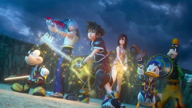 Kingdom Hearts III tüm dünyada satışa sunuldu!