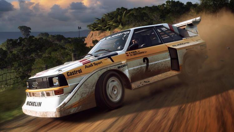 DiRT Rally 2.0 sistem gereksinimleri belli oldu