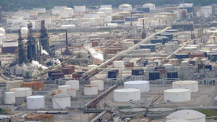 ABD'nin ham petrol stokları arttı