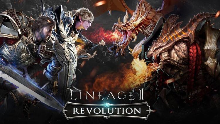 Lineage 2: Revolution için yeni güncelleme yayınlanıyor