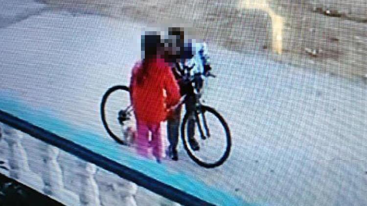 Bisikletli tacizcinin cezası belli oldu! Son sözü bu oldu...