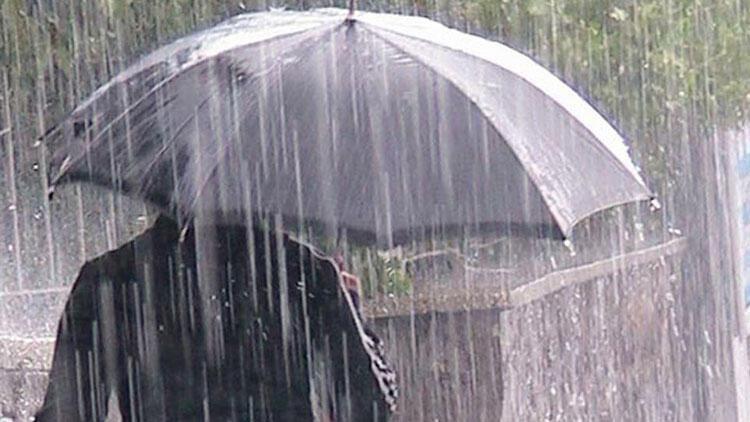 Son dakika: İstanbul için yağmur uyarısı! Saat verildi...