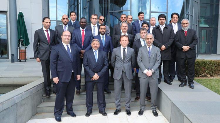 Katar Emniyet Teşkilatı heyetinden TFF'ye ziyaret