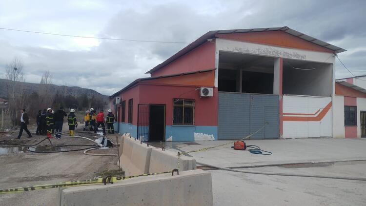 Kırıkkale'de rafineri bölgesinde patlama: Bir kişi hayatını kaybetti