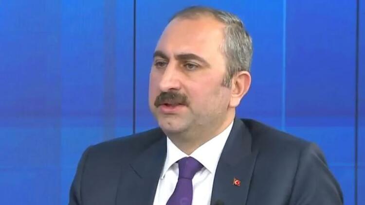 Son dakika... Adalet Bakanı Abdulhamit Gül'den çarpıcı sözler