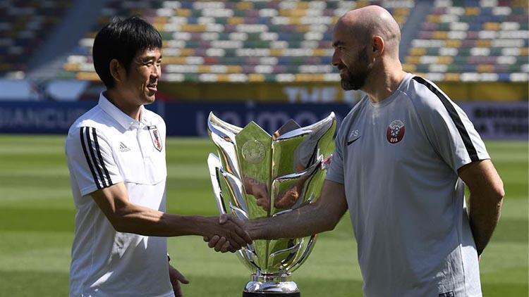 Asya Kupası finali öncesi, Katar ve Japonya cephelerinden iddialı açıklamalar!