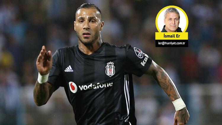 Beşiktaş'ta Quaresma bilmecesi! 3 gün süre istedi