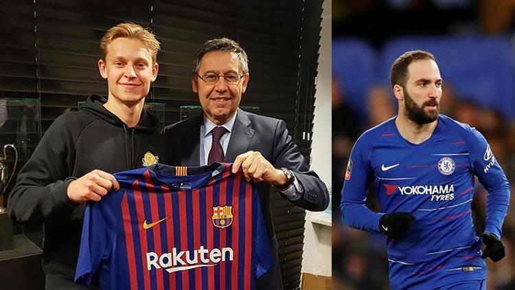 Ara transfer dönemine Barcelona ve Chelsea damgası!