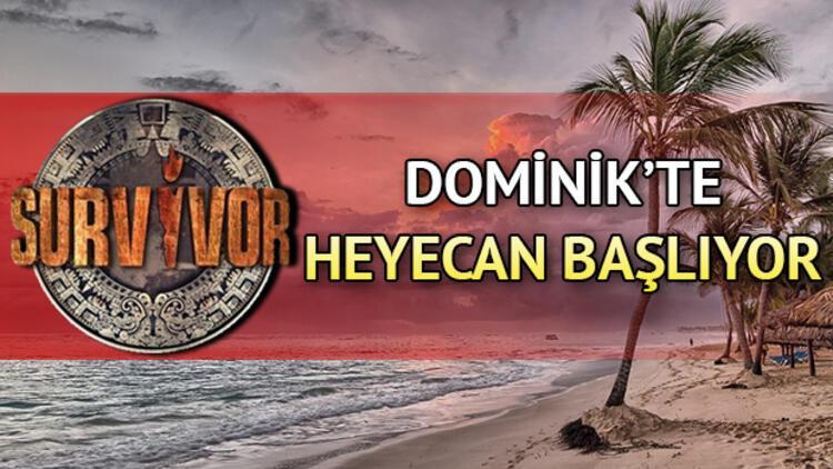 Survivor 2019 saat kaçta başlayacak? İşte Survivor 2019 Türkiye - Yunanistan yarışmacıları