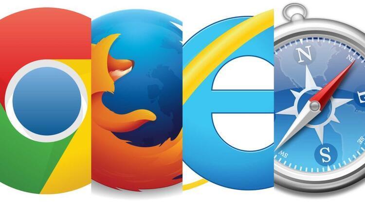 Chrome tarayıcı pazarının mutlak galibi