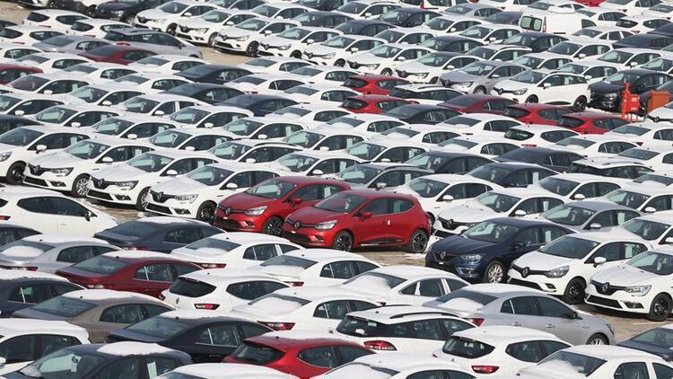 Otomobil ve hafif ticari araç pazarı yüzde 59 azaldı