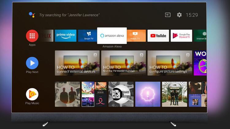 Philips TV'lerde Amazon Alexa dönemi resmen başladı