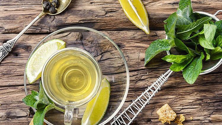 Nane limon nasıl yapılır? Nane limon çayı tarifi