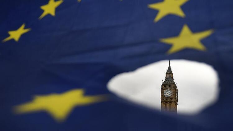 İngiltere Başbakanı May Brexit için Brüksel'de