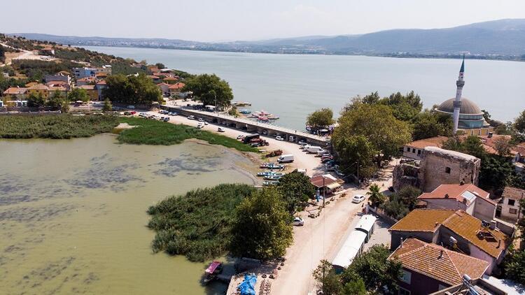 Bursa'nın güzeli: Gölyazı