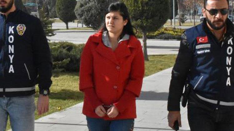 Bebeğini boğduğunu öne sürdüğü sevgilisini öldüren annenin cezası belli oldu
