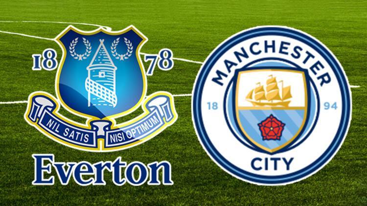Everton Manchester City maçı ne zaman saat kaçta hangi kanalda?