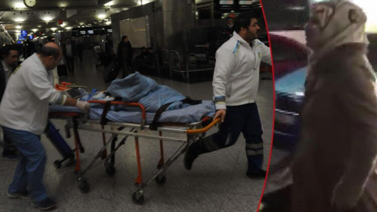 Atatürk Havalimanı'nda çok acı olay
