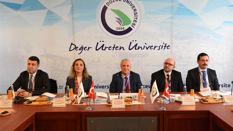 YÖK Yürütme Kurulu Üyesi Prof. Dr. Gündoğan: Bölgesel kalkınma önemli