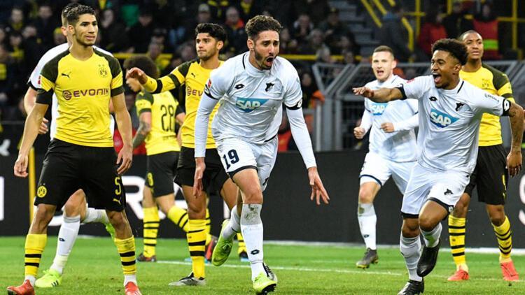 Dortmund'da büyük yıkım; 3-0'dan 3-3