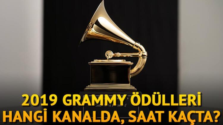 Grammy 2019 hangi kanalda saat kaçta? İşte, 2019 Grammy adayları listesi
