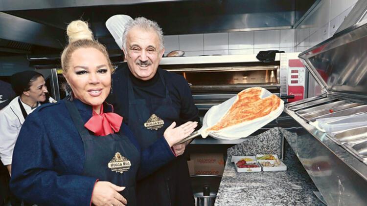 20 yıla özel aşk pizzası