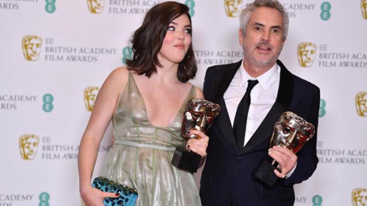 BAFTA'ya Roma damgası