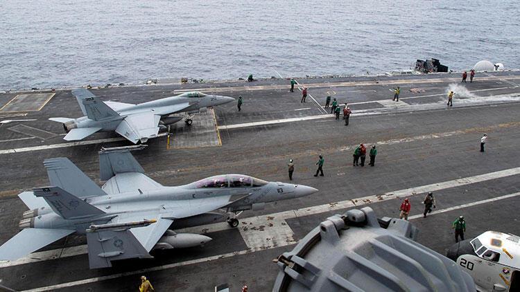 Son dakika... Çin'den ABD'ye savaş gemisi tepkisi