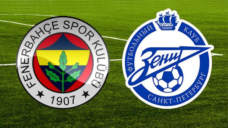 Fenerbahçe Zenit Avrupa Ligi maçı saat kaçta ve hangi kanalda yayınlanacak?
