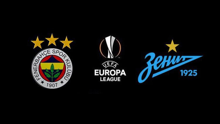 """""""Fenerbahçe-Zenit"""" iddaa'da TEK MAÇ! Sarı lacivertlilerde 12 eksik..."""