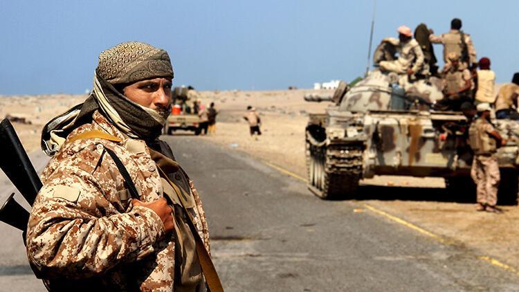 Suudi Arabistan tehditler üzerine Yemen'in El Mahra kentinden çekildi
