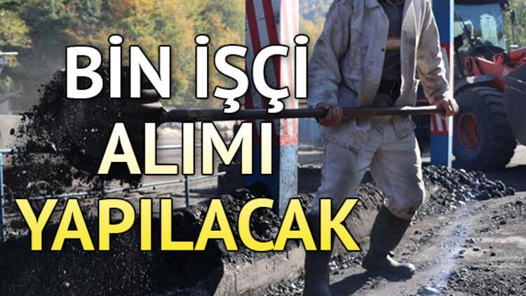Türkiye Taş Kömürü Kurumu işçi alımı başvuruları başlıyor! TTK işçi alımı başvuru şartları neler?