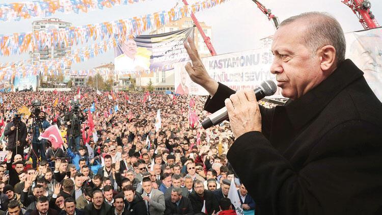 Erdoğan: Gıda terörü estirenlere dersini verdik