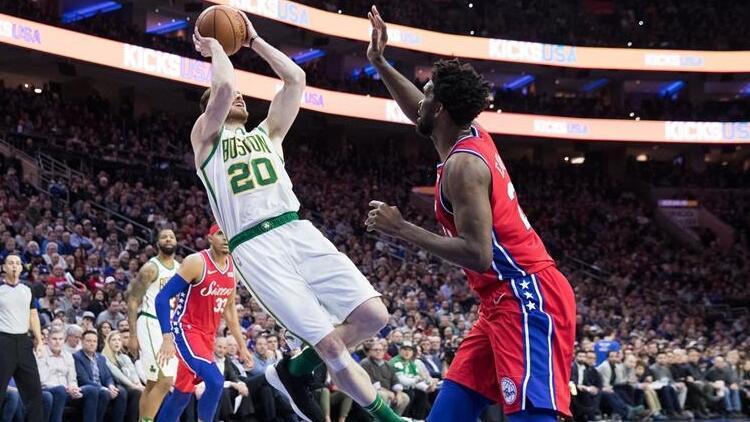 Irving yoksa Hayward var! Celtics, 76ers'ı 112-109 yendi...