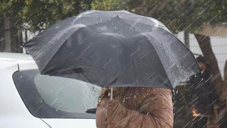 Meteoroloji'den İzmir için son dakika yağış uyarısı