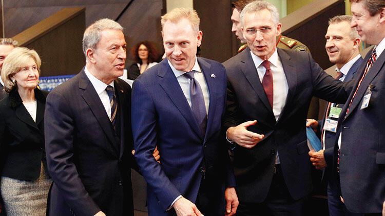 NATO'da kritik temas