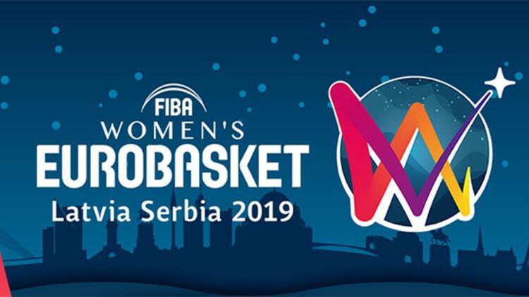 Türkiye'nin 2019 Kadınlar Avrupa Basketbol Şampiyonası takvimi belli oldu!