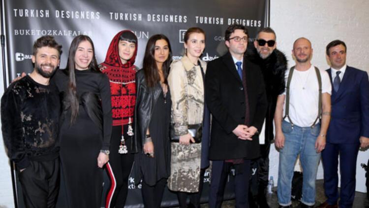 Türk modacıların New York çıkartması