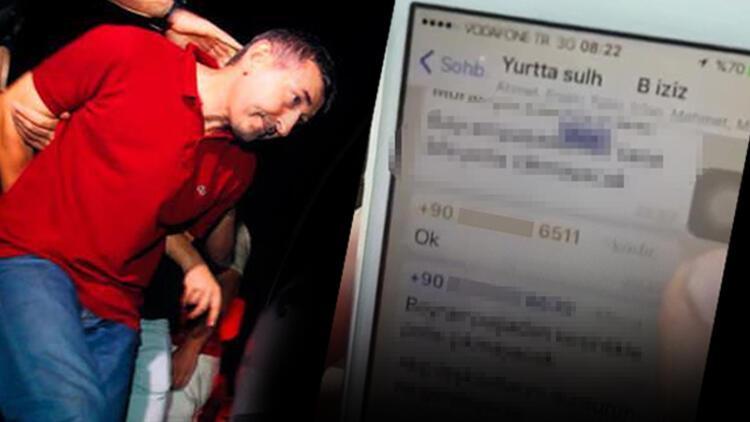 Dolapta yakalanmıştı! WhatsApp mesajları ortaya çıktı…