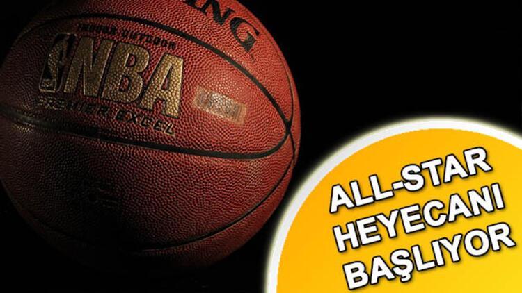 NBA All Star saat kaçta? NBA All Star ne zaman başlıyor?