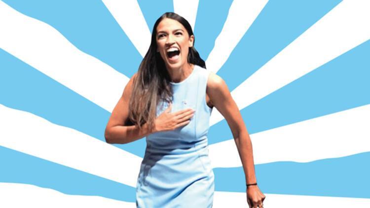Sosyalist Sindirella  ABD başkanı olacak mı?