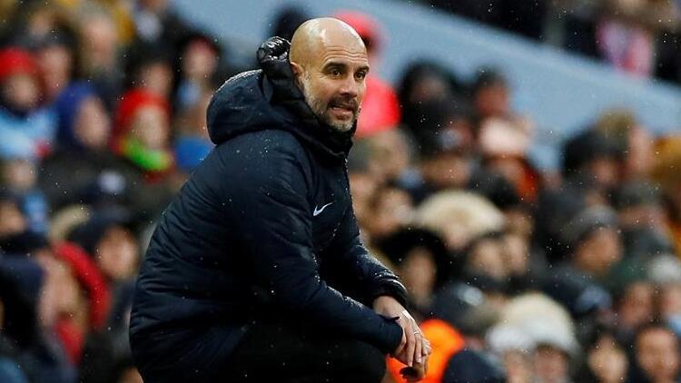 """Guardiola: """"Mahrez'i yedek bırakmak beni çok üzüyor!"""""""