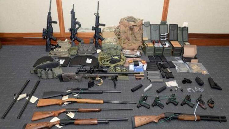 ABD'li subay saldırı hazırlığı yaparken tutuklandı