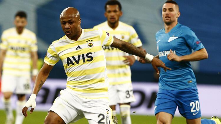 Temsilcimiz Fenerbahçe, Avrupa Ligi'ne veda etti
