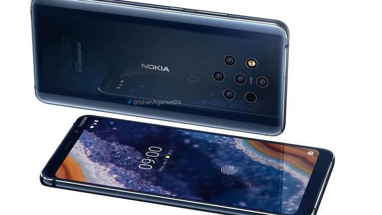 Nokia 9 Pureview 5 kamerasıyla dünyanın karşısına çıktı