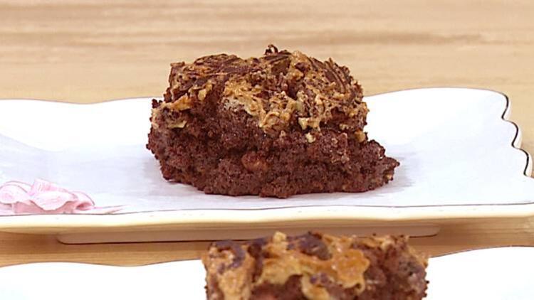 Tahinli brownie nasıl yapılır? Tahinli brownie tarifi