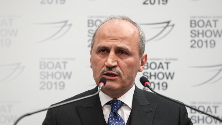 Bakan Turhan: Denizcilik sektörümüzün büyüklüğü 17,5 milyar doları aştı