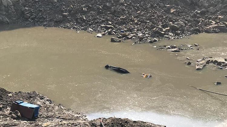 Kömür ocağında feci kaza